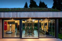 modern Gym by ecospace españa