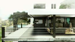 Terrazas de estilo  por ARQUETERRA