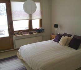 Dormitorios de estilo  por G7 Grupo Creativo