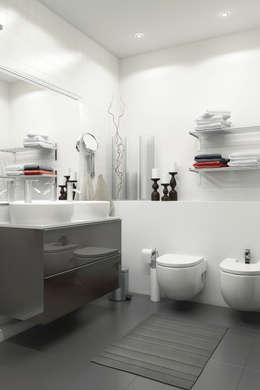 moderne Badezimmer von Artur Akopov