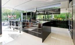 moderne Keuken door WUNSCHHAUS