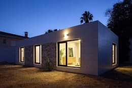 Casas inHAUS: modern tarz Evler