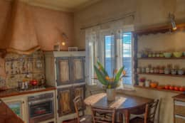 rustic Kitchen by Emilio Rescigno - Fotografia Immobiliare