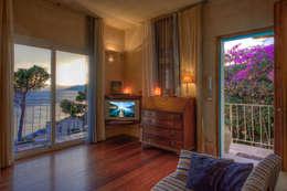 Rustikale Wohnzimmer Von Emilio Rescigno   Fotografia Immobiliare