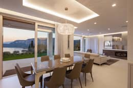 Ruang Makan by Andrea Bonini luxury interior & design studio