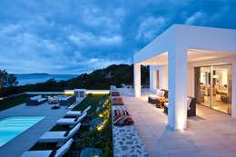 mediterranean Houses by ANTONIO HUERTA ARQUITECTOS