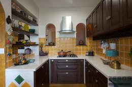 ethnic kitchen : country Kitchen by ZERO9