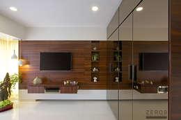 Dormitorios de estilo  por ZERO9