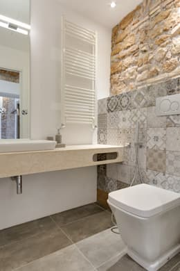 حمام تنفيذ SERENA ROMANO' ARCHITETTO