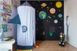 Recámaras infantiles de estilo moderno por Nina Moraes Design Infantil