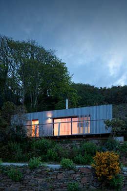 modern Houses by ecospace españa