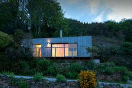 Holidayspace: Casas de estilo moderno de ecospace españa