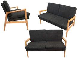 SOFA ANA: styl , w kategorii Salon zaprojektowany przez B.T. Meble