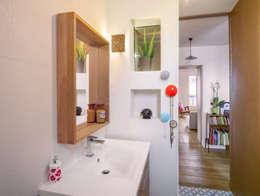 Ванные комнаты в . Автор – BKBS