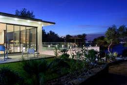 Villa GP: Maisons de style de style Moderne par frederique Legon Pyra architecte