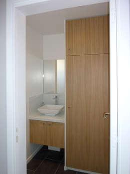 ห้องน้ำ by Olivier Stadler Architecte