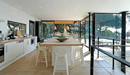 مطبخ تنفيذ frederique Legon Pyra architecte