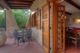 Casas rústicas por Emilio Rescigno - Fotografia Immobiliare