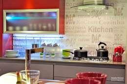 moderne Keuken door D&C Interiores