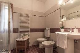حمام تنفيذ Michela Galletti Architetto e Home Stager
