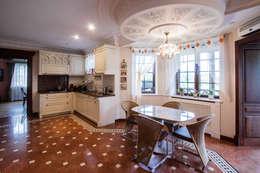 classic Kitchen by Design interior OLGA MUDRYAKOVA