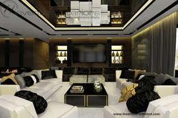 Гостиная в . Автор – Inventive Interiors