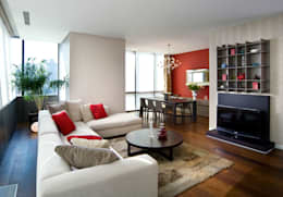 CCT INVESTMENTS – Interior Designs : modern tarz Oturma Odası