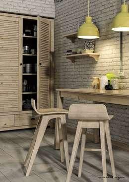 M.Serhat SEZGİN – KitchenLINE: modern tarz Mutfak