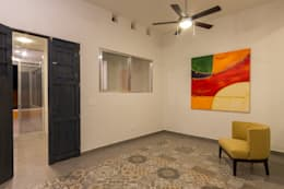 Dormitorios de estilo  por CERVERA SÁNCHEZ ARQUITECTOS