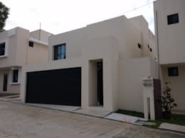 minimalistic Houses by Constructora e Inmobiliaria Catarsis