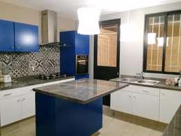 Projekty,  Kuchnia zaprojektowane przez Constructora e Inmobiliaria Catarsis