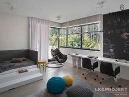 moderne Kinderkamer door LK & Projekt Sp. z o.o.
