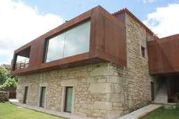 Projekty,   zaprojektowane przez ADVD atelier arquitectura e design