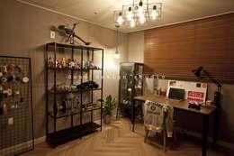 세종시 가락마을 84 m2 : 도노 디자인 스튜디오의  침실