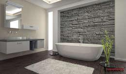 modern Bathroom by Gruppo San Marco
