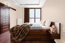 Спальни в . Автор – Decoroom