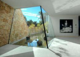 Terrazas de estilo  por MG&AG.ARQUITECTOS