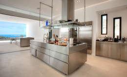 Кухни в . Автор – MG&AG.ARQUITECTOS