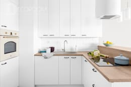 modern Kitchen by Decoroom