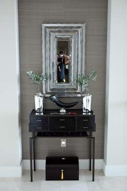 Corridor, hallway & stairs  by Kerim Çarmıklı İç Mimarlık