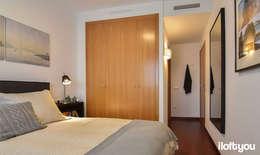 Dormitorios de estilo  por iloftyou