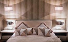 mediterranean Bedroom by SENZA ESPACIOS