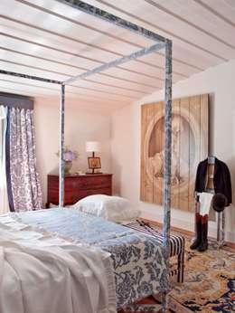 Projekty,  Sypialnia zaprojektowane przez SA&V - SAARANHA&VASCONCELOS