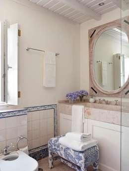 landhausstil Badezimmer von SA&V - SAARANHA&VASCONCELOS
