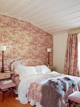 Dormitorios de estilo rural por SA&V - SAARANHA&VASCONCELOS