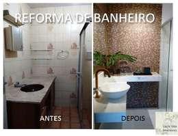 Projekty,   zaprojektowane przez Lúcia Vale Interiores