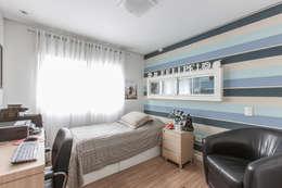 Dormitorios infantiles de estilo moderno de Paula Carvalho Arquitetura