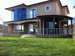 CCT INVESTMENTS – CCT 175 Villa Project in Yalova: modern tarz Evler