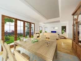 CCT INVESTMENTS – CCT 175 Villa Project in Yalova: modern tarz Yemek Odası