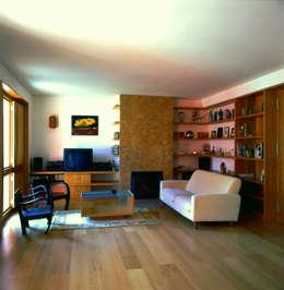 Projekty,  Salon zaprojektowane przez Borges de Macedo, Arquitectura.